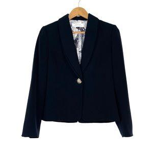 TAHARI ASL Size 4 Small Double Lapel Blazer Jacket